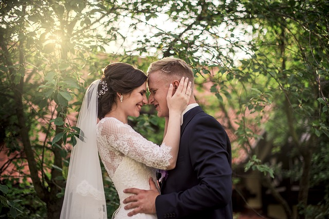החתונה שלי בטבע
