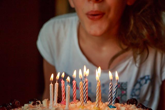 חגיגת יום הולדת מוצלחת