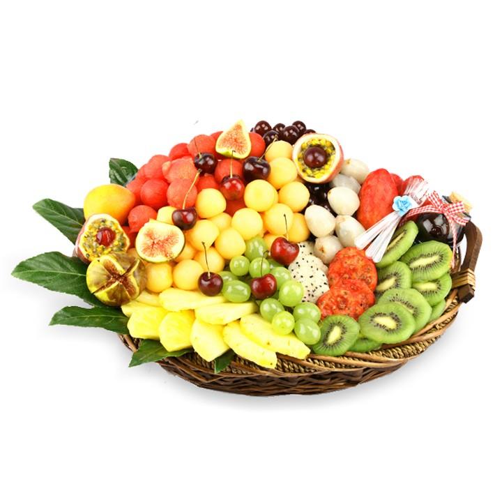 סלסלת פירות לימי הולדת