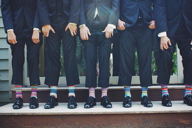 באילו מקרים מתאים להעניק גרביים ממותגות?
