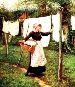גם לכם נמאס מטקס הכביסות של הבוקר לאחר הרטבה בלילה?