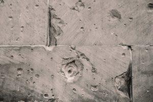 איטום ושיקום קירות חיצוניים בגובה